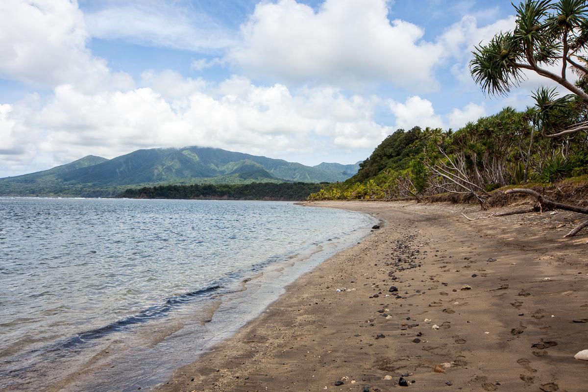 Вануату. Остров Танна.